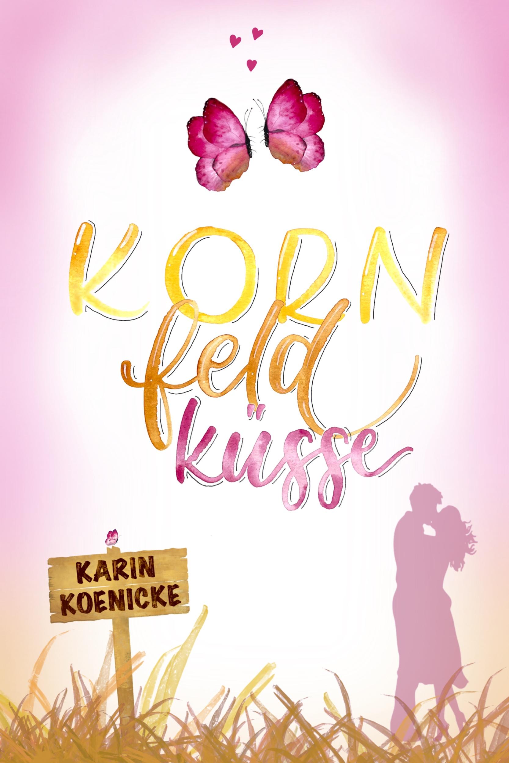 Kornfeldküsse Cover